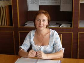 Маринич Олена Іванівна